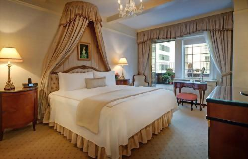 Off the bedroom of the Presidential Suite honoring Vladimir Horowitz you will find a quaint balcony.  Only four of our rooms have this feature, so if you would like this, we suggest you book early!  They're a favorite!