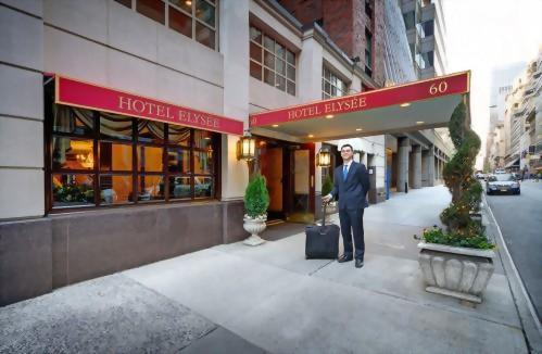 Welcome to the Hotel Elysee New York, ideally located on 54th Street between Park and Madison Avenue.