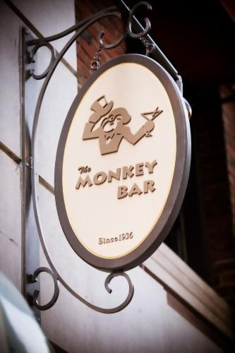 "Monkey see, Monkey do? You'll just have to come in and find out for yourself! Plenty of ""Monkey Business"" happening on 54th street!"