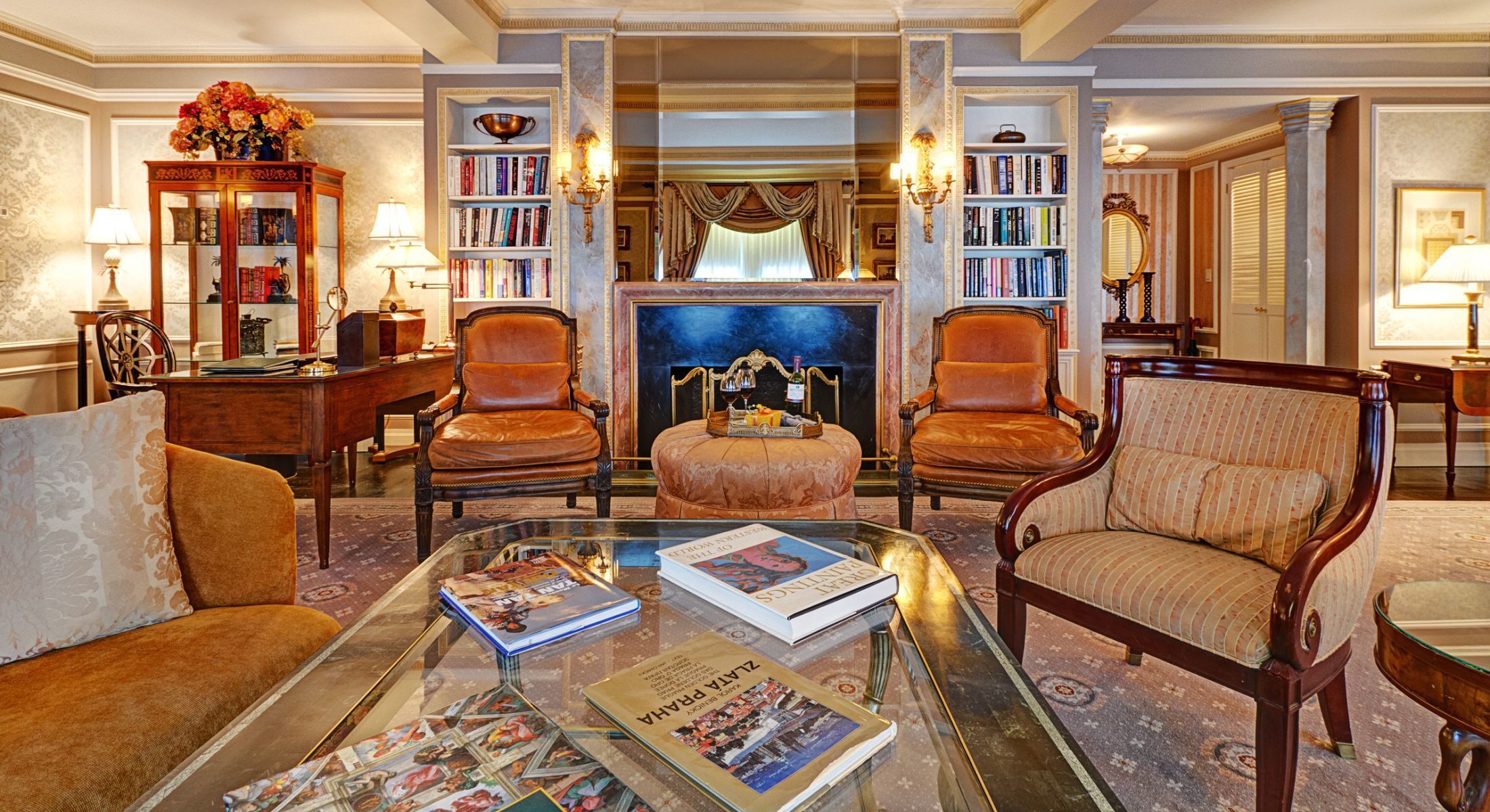 Hotel Elysee By Library Hotel Collection New York City Official Site